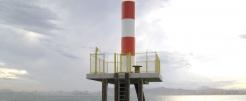Farol de Alinhamento do Porto de Tubarão,Vitória/ES