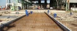 Bases para tanques de fluidos em Niterói/RJ