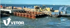 Pier de São José do Norte, S. J. Norte (RS)